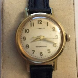 Vintage Timex Ladies Mechanical Wind-Up Watch